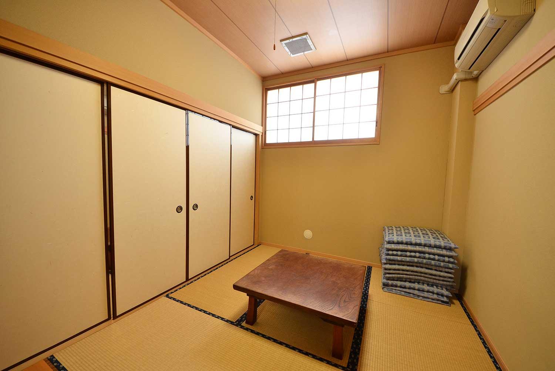 要法寺会館和室